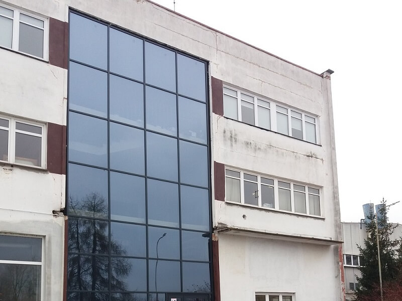 Hotel ROMB S.A. w Złotowie